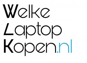 een laptop